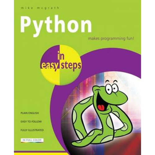 Python In easy Steps Mike mcgrath Pdf file free download fast
