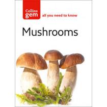 Mushrooms (Collins Gem) by Patrick Harding, 9780007183074