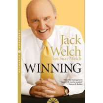 Winning: The Ultimate Business How-To Book by Jack Welch, 9780007197675