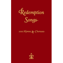 Redemption Songs, 9780007212385