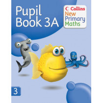 Collins New Primary Maths - Pupil Book 3A by Peter Clarke, 9780007220250
