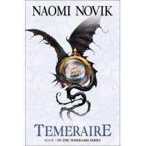 Temeraire (The Temeraire Series, Book 1) by Naomi Novik, 9780007258710