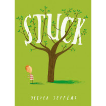 Stuck by Oliver Jeffers, 9780007263899