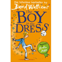 The Boy in the Dress by David Walliams, 9780007279043