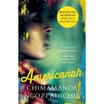 Americanah by Chimamanda Ngozi Adichie, 9780007356348