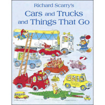 Cars and Trucks and Things that Go by Richard Scarry, 9780007357383