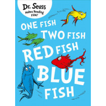 One Fish, Two Fish, Red Fish, Blue Fish (Dr. Seuss) by Dr. Seuss, 9780007425617