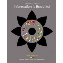 Information is Beautiful (New Edition) by David McCandless, 9780007492893