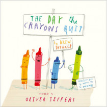 The Day The Crayons Quit by Drew Daywalt, 9780007513765