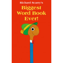 Biggest Word Book Ever by Richard Scarry, 9780007526963