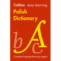 Collins Easy Learning Polish Dictionary by Collins Dictionaries, 9780007551910