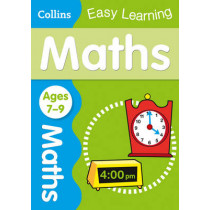 Maths Ages 7-9 (Collins Easy Learning KS2) by Collins Easy Learning, 9780007559817