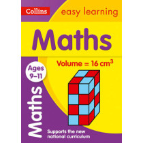 Maths Ages 9-11 (Collins Easy Learning KS2) by Collins Easy Learning, 9780007559831