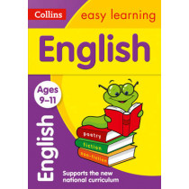 English Ages 9-11 (Collins Easy Learning KS2) by Collins Easy Learning, 9780007559886