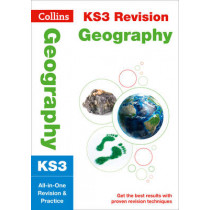 KS3 Geography All-in-One Revision and Practice (Collins KS3 Revision) by Collins KS3, 9780007562879