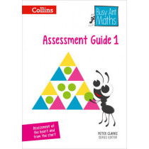 Assessment Guide 1 (Busy Ant Maths) by Peter Clarke, 9780007568154
