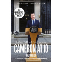 Cameron at 10: The Verdict by Anthony Seldon, 9780007575534