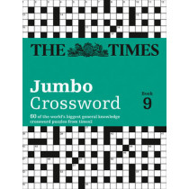 The Times 2 Jumbo Crossword Book 9: 60 large general-knowledge crossword puzzles, 9780007580750