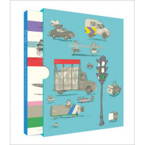 Paul Smith for Richard Scarry's Cars and Trucks and Things That Go slipcased edition by Richard Scarry, 9780007581061