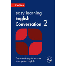 Easy Learning English Conversation: Book 2 (Collins Easy Learning English) by Collins Dictionaries, 9780008101756