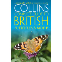 British Butterflies and Moths (Collins Complete Guides) by Paul Sterry, 9780008106119