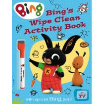 Bing's Wipe Clean Activity Book (Bing), 9780008122201