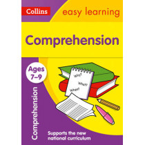 Comprehension Ages 7-9: New Edition (Collins Easy Learning KS2) by Collins Easy Learning, 9780008134273
