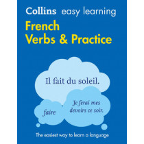 Easy Learning French Verbs and Practice by Collins Dictionaries, 9780008142087