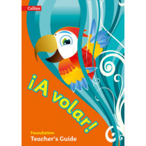 A volar Teacher's Guide Foundation Level: Primary Spanish for the Caribbean, 9780008142469