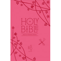 Holy Bible: English Standard Version (ESV) Anglicised Pink Compact Gift Edition with Zip (Collins Anglicised ESV Bibles) by Collins Anglicised ESV Bibles, 9780008146498