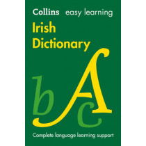 Easy Learning Irish Dictionary by Collins Dictionaries, 9780008150303