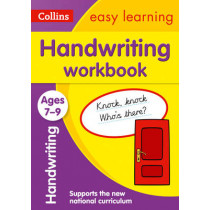 Handwriting Workbook Ages 7-9: New edition (Collins Easy Learning KS2) by Collins Easy Learning, 9780008151430