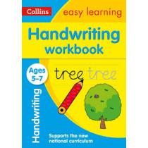 Handwriting Workbook Ages 5-7 (Collins Easy Learning KS1) by Collins Easy Learning, 9780008151461