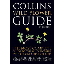 Collins Wild Flower Guide by David Streeter, 9780008156756