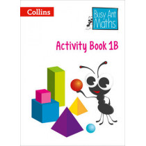 Busy Ant Maths European edition - Activity Book 1B by Peter Clarke, 9780008157340