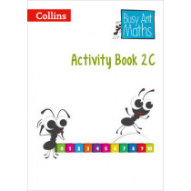 Busy Ant Maths European edition - Activity Book 2C by Peter Clarke, 9780008157401