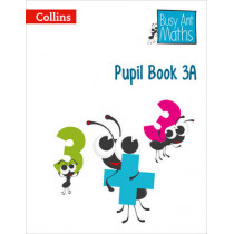 Busy Ant Maths European edition - Pupil Book 3A by Peter Clarke, 9780008157425