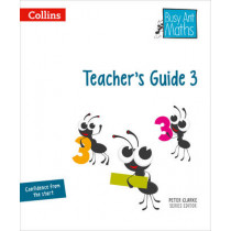 Busy Ant Maths European edition - Year 3 Teacher Guide Euro pack by Peter Clarke, 9780008157456