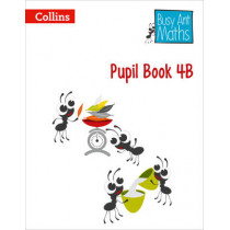 Busy Ant Maths European edition - Pupil Book 4B by Peter Clarke, 9780008157470