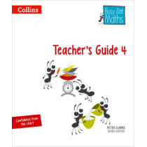 Busy Ant Maths European edition - Year 4 Teacher Guide Euro pack by Peter Clarke, 9780008157494