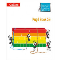 Busy Ant Maths European edition - Pupil Book 5B by Peter Clarke, 9780008157517