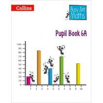 Busy Ant Maths European edition - Pupil Book 6A by Peter Clarke, 9780008157548