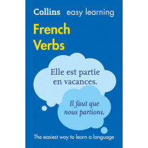 Easy Learning French Verbs by Collins Dictionaries, 9780008158415