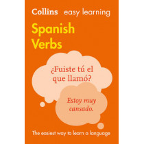 Easy Learning Spanish Verbs by Collins Dictionaries, 9780008158439