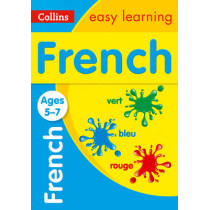 French Ages 5-7: New edition (Collins Easy Learning KS1) by Collins Easy Learning, 9780008159467