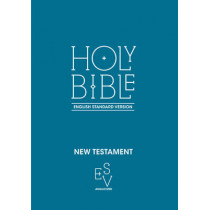 New Testament: English Standard Version (ESV) Anglicised by Collins Anglicised ESV Bibles, 9780008192525