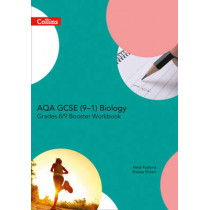 GCSE Science (9-1) - AQA GCSE (9-1) Biology Achieve Grade 8-9 Workbook by , 9780008194338