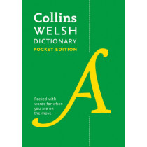 Collins Spurrell Welsh Pocket Dictionary: The perfect portable dictionary by Collins Dictionaries, 9780008194826