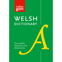Collins Welsh Gem Dictionary: The world's favourite mini dictionaries (Collins Gem) by Collins Dictionaries, 9780008194833