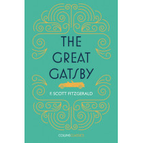 The Great Gatsby (Collins Classics) by F. Scott Fitzgerald, 9780008195595
